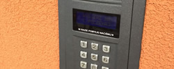 Abbey Wood access control service